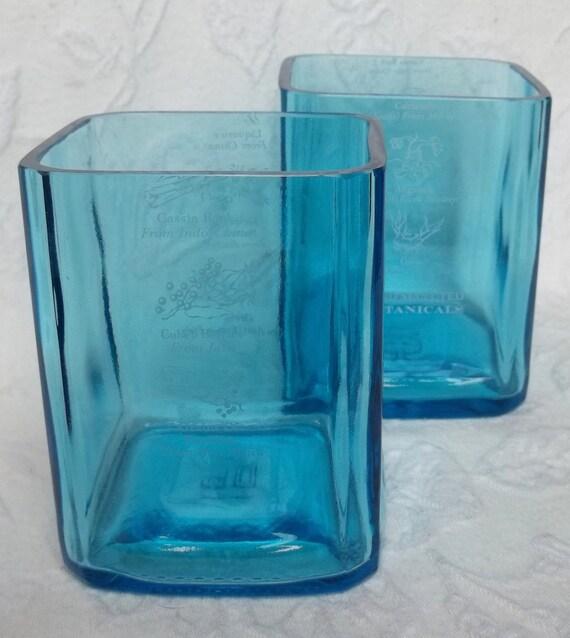 Bombay Sapphire Gin Rocks Glasses (2)