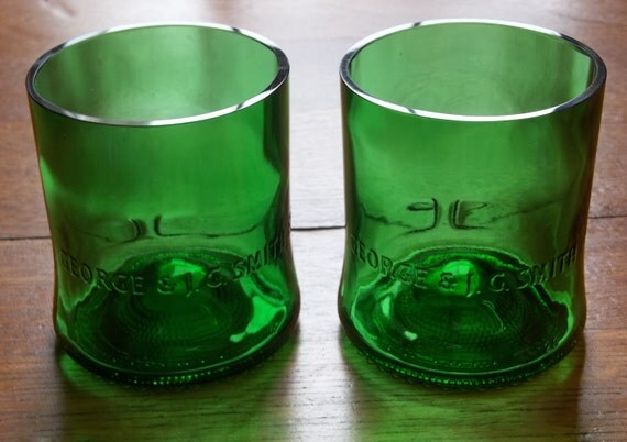 Pair of Glenlivet Scotch Glasses (2)