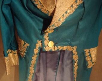Hamilton regimental style coat