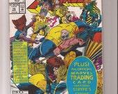 XForce Marvel Comic Book 1992