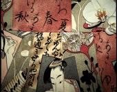 The Geisha (Alexander Henry print)