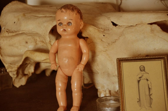 Vintage 50s Baby Doll