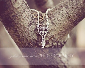 Wall Art - Fine Art Jewelry Photography Wall Art - Fashion Photography - Vintage Heirlooms - Diamond, Nature and Landscape