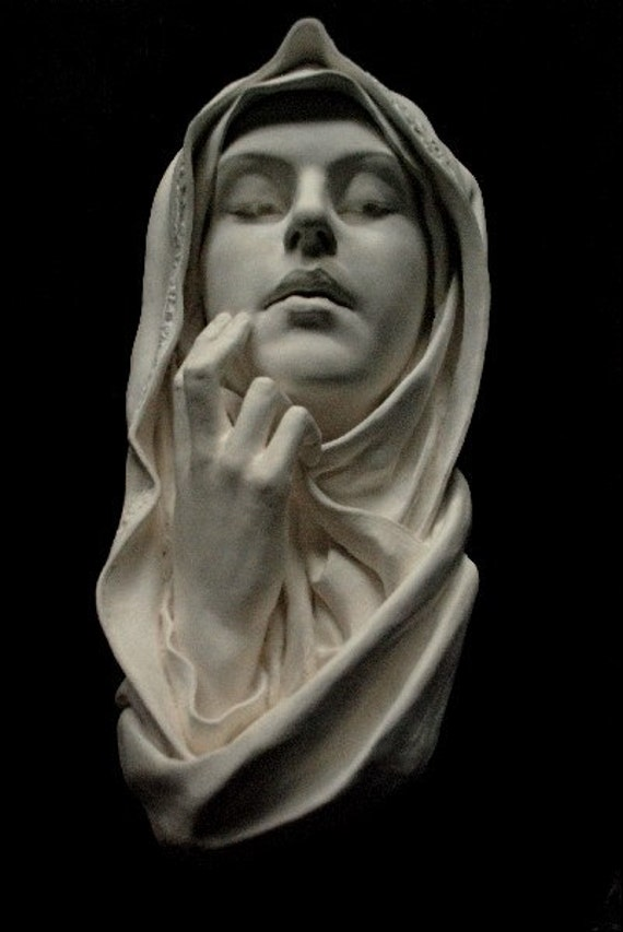 Items similar to The Blessed Virgin <b>Mary, Immaculate</b>. - il_570xN.231626113