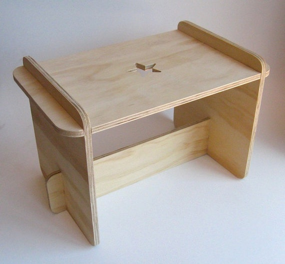 Items Similar To Objectify Kid S Stool On Etsy