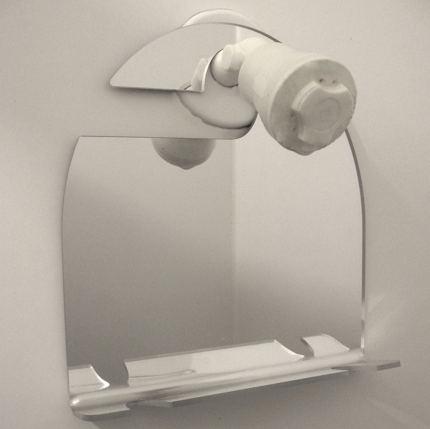 Objectify shower shaving mirror for Shaving mirror