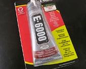 E-6000 Adhesive Super Hold Glue, 2oz, 3 tubes