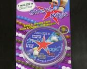 Stretch Magic Clear Cord, .77mm, 16 foot Roll, C1050/.7