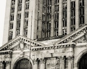 Michigan Centeral Station - Fine Art Architectual Photography