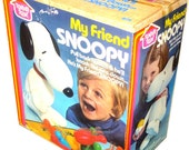 Vtg 1979 My Friend / My Pal Snoopy Bowling Toy / Game by Romper Room. Factory Sealed. New in Box. 100% Complete and Mint. Peanuts.