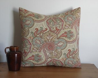 Paisley pillowcover