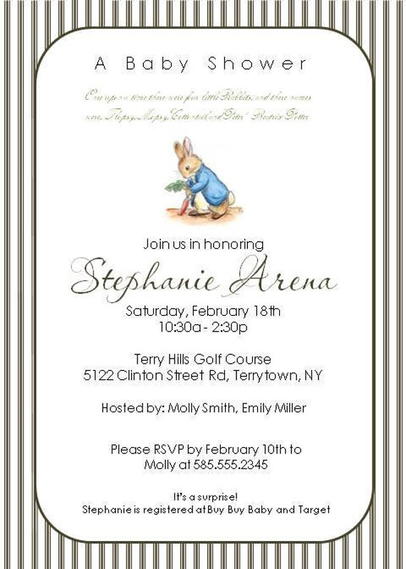 Tea Party Themed Baby Shower Invitations is awesome invitations ideas