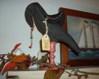 Primi crow Make-do shelf tuck pin keep