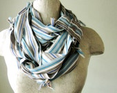 THE VINTAGE eternity scarf in casual friday