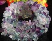 Fantasia's Secret : Natural Fluorite Bracelet