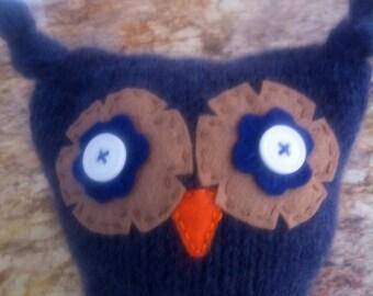 Ollie's Owl Hat