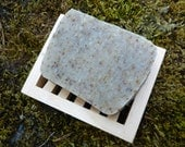 Dolly Varden - Rosemary Peppermint Handmade Vegan Soap