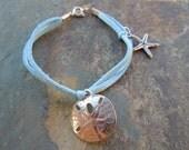 Paradise Cove Suede Beach Bracelet