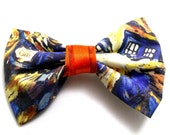 Doctor Who Exploding TARDIS Bow