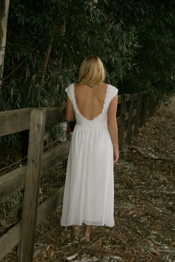 Reserved for amy vintage wedding dress by daughtersofsimone for Wedding dress dry cleaning denver