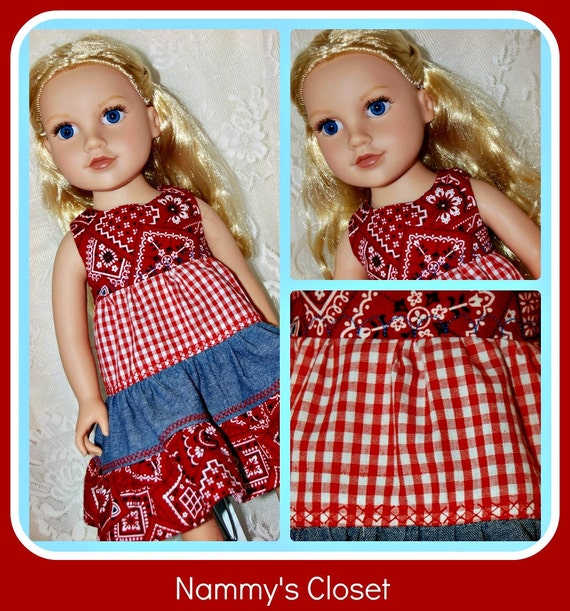 Doll Clothes 18 Inch American Girl Doll