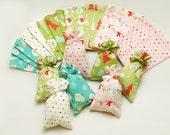 Advent calendar pouches