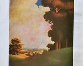 Folksy 1913 Outdoors Print by George Hood