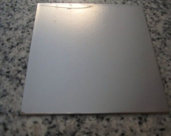 "3"" x 3"" Stainless Steel Sheet, 22g SSS03-03"