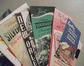 Southern Road Trip Pamphlets