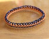 3-in-1 Half Persian Custom Chainmaille Bracelet