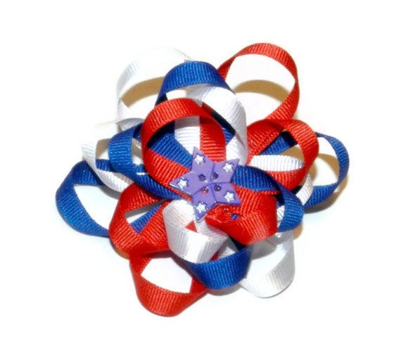 CLEARANCE - Loopy hairbow