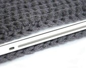 "Laptop Sleeve 17"" - Gunmetal Grey"