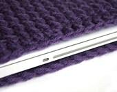"Laptop Sleeve 17"" - Plum"