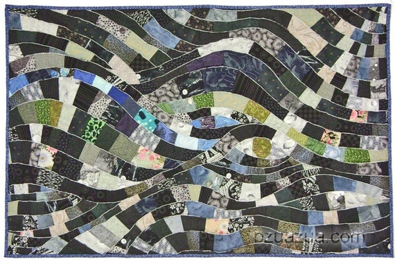 Special Order for Alexandra Harper!  Whale Watching Wall Quilt