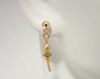 Golden Earrings 057E