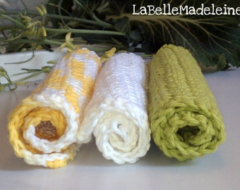 wash cloths/dish cloths SPRING