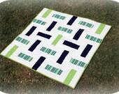 Basket Weave Play Quilt - CUSTOM for NICKI
