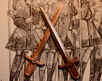 Medieval Swords (2 pc)