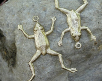 Vintage Leap Frogs (4 pc)