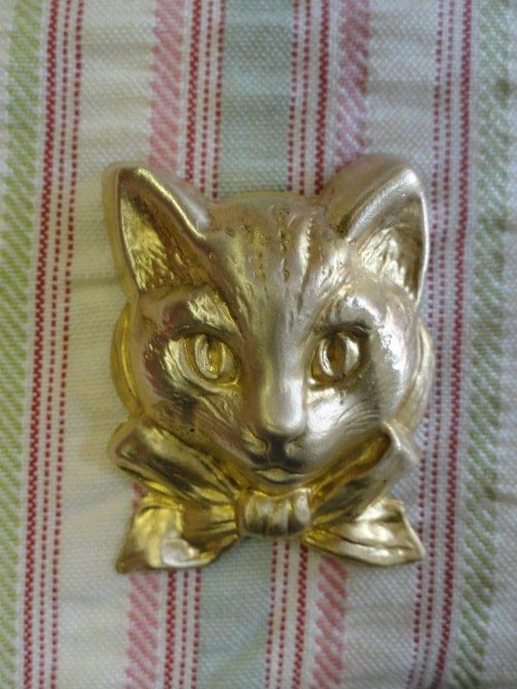 Jumbo Tom Kitten Cat Head