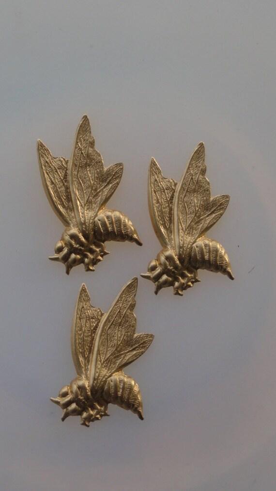 Miniature Honey Bees (3 pc)