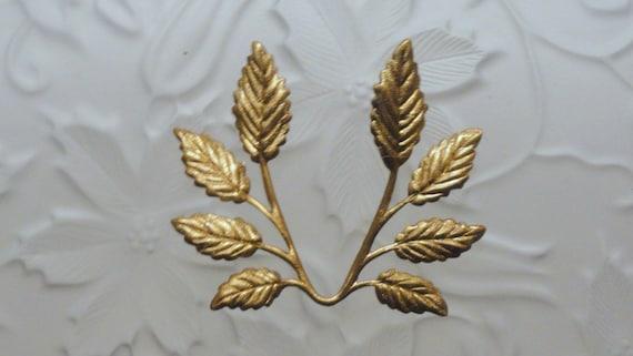Split Frond Leaf (2 pc)