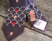 Vintage Men's Tie - Midcentury Wilson Brothers