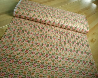 04011 - Riley Blake Summer Song My Mind's Eye - Pink Floral C7051 - 1 yard