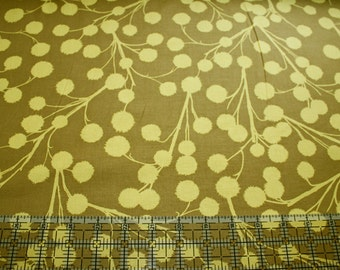 00303  Joel Dewberry Chestnut Hill collection Branches in Ochre color 1 yard