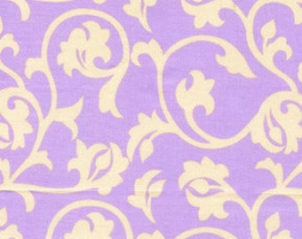 01576 Free Spirit Annette Tatum Fall House 2009 Collection  Pool in Lilac color- 1 yard