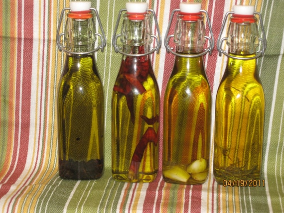 Rosemary Infused Olive Oil by NycheBody on Etsy