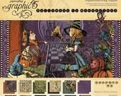 Halloween in Wonderland 12x12 Paper Pad