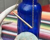 Balance - Single Tube Necklace