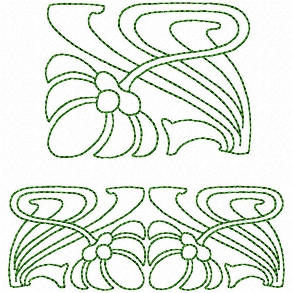 items similar to celtic flower and celtic border